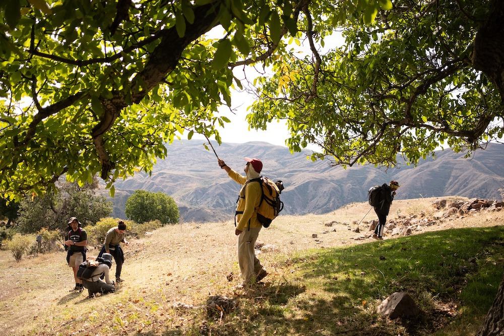 khosrov state reserve, armenia